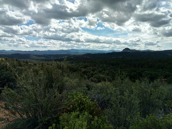 More Valley View, Thumb Butte