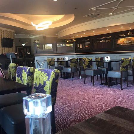 Well redeveloped but the food was just ok it also gets busy over the weekend and lunch times.