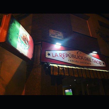 imagen La República del Taco en Barcelona