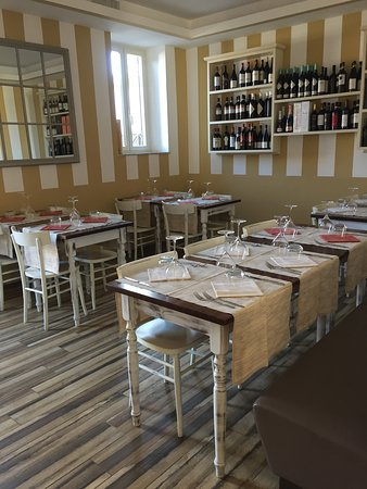 Monterosi, Italie: Sala interna