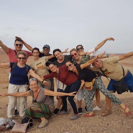 Yoga en el Sahara. Una experiencia inolvidable!