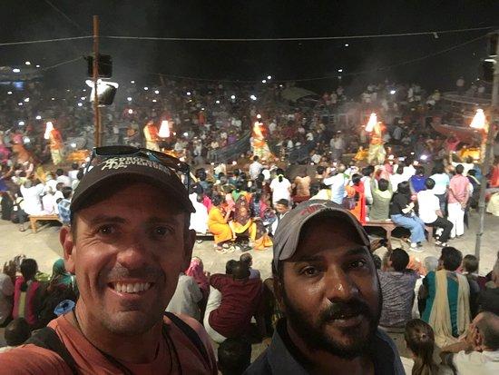 Varanasi Temple Tour
