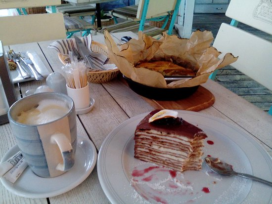 Tvoya Veranda. Fish and Wine: Мой домашний торт