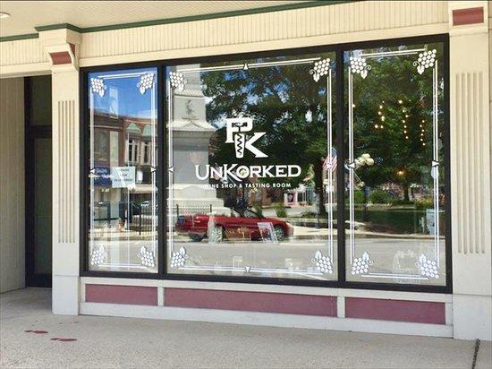 PK UnKorked Wine Shop & Tasting Room
