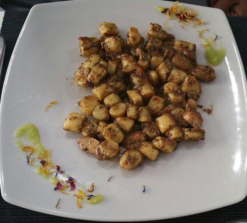Gnocchetti porcini e tartufo nero