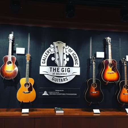 Stunning collection of antique guitars