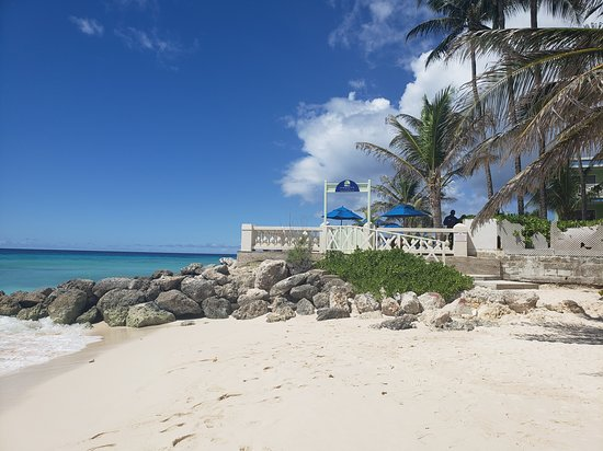 Hotel review and video from BARBADOS Dover Beach Hotel ...
