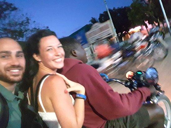 Giornale Kenya Safari - Day Tours: In moto con Emmanuel