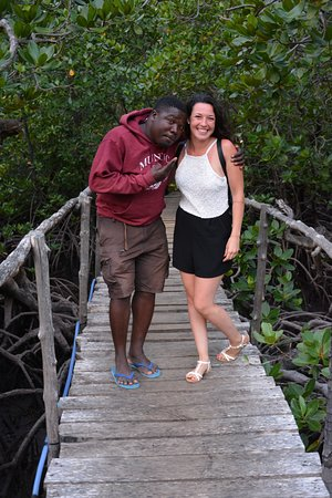 Giornale Kenya Safari - Day Tours: Con Emmanuel