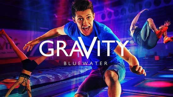 Dartford, UK: Gravity Trampoline Park - Bluewater