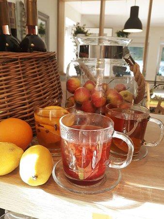 Luban, Poland: Herbaty z naszymi owocami