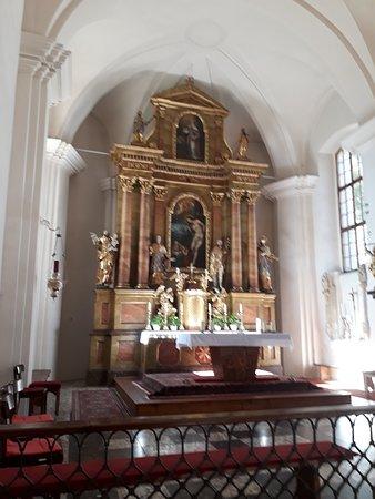 Kunigundkirche: Altar