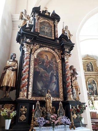 Kunigundkirche: Seitenaltar