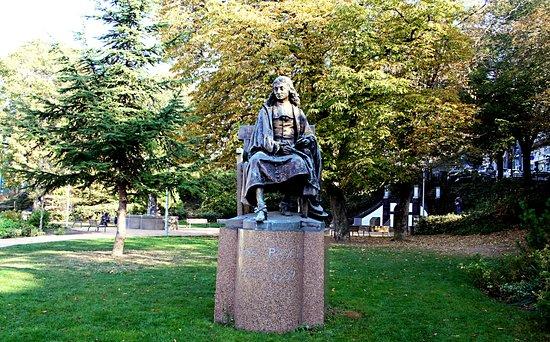 Monument à Blaise Pascal