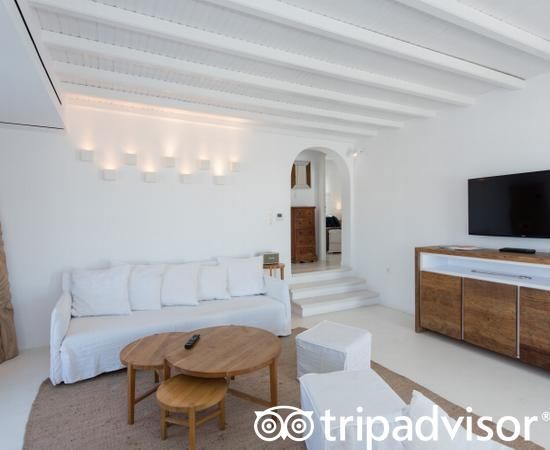 The Family Suite at the Ostraco Suites
