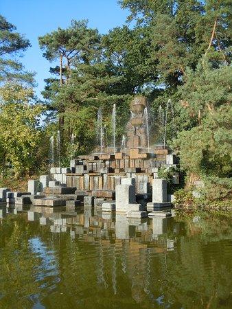 Fontaine de Francois Stahly