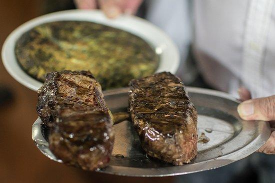 Comedor Balcarce: carne