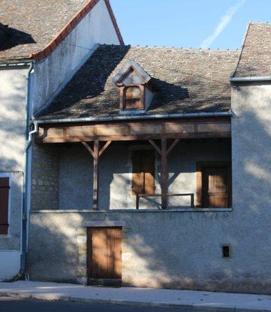 Saint-Desert, Frankrike: Vue du village  de Saint Désert