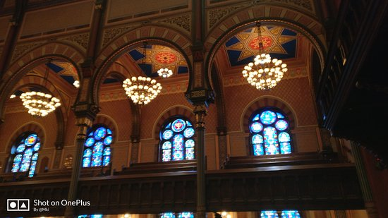 Central Synagogue - Picture of Central Synagogue, New York