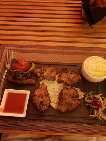 A very tasty and delicious restaurant in Quba