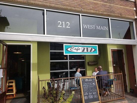 Cafe 212 Foto