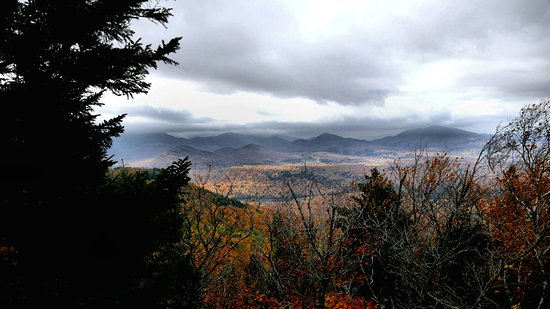 Ray Brook, NY: View From Scarface