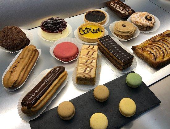 la gamme de pain français - Picture of Boulangerie Patisserie Francaise, Platja d'Aro - Tripadvisor