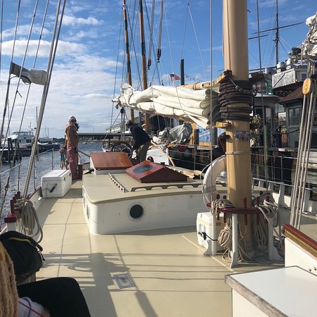 Great sailing excursion