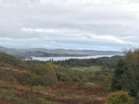 Loughrigg, UK: Windermere