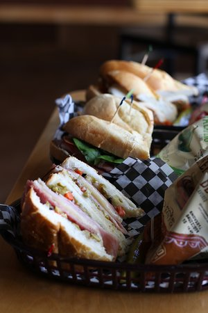 Madison, MS: Oven Roasted Sandwiches