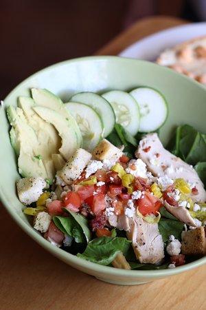 Madison, MS: Chicken Salad