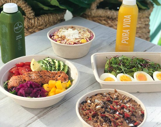 Healthy And Affordable In South Beach Review Of Pura Vida
