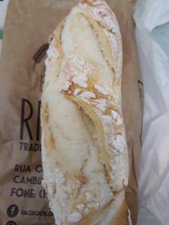 Riviera Panificadora: baguete semi italiano