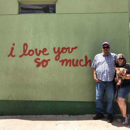 I Love You So Much Mural Austin 2019 Alles Wat U Moet Weten