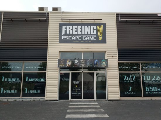 ‪Freeing ! Escape Game‬