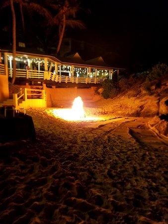 The Reefs: Bonfire at the Beach BBQ