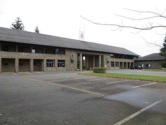 Ordensburg Vogelsang - Malakof