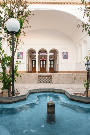 Pool - Hotel Laleh Yazd Photo