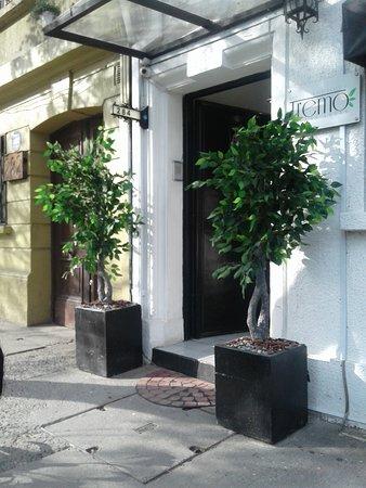 Tremo Hotel Boutique Bellas Artes: Entrada (de dia)