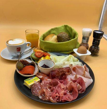 St. Stefan ob Stainz, Østerrike: Frühstück Florenz für 1 Person