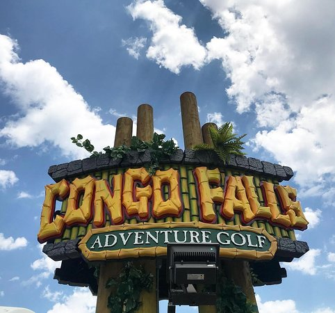 Margate City, NJ: Congo Falls - Margate