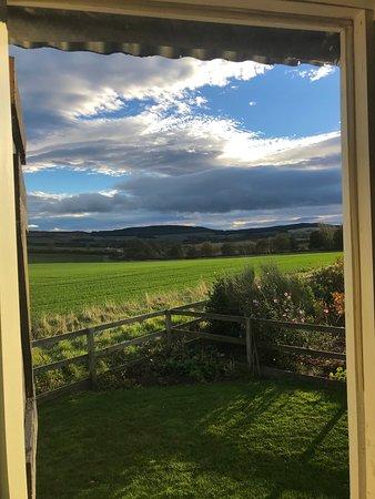 Lowick, UK: Morning....