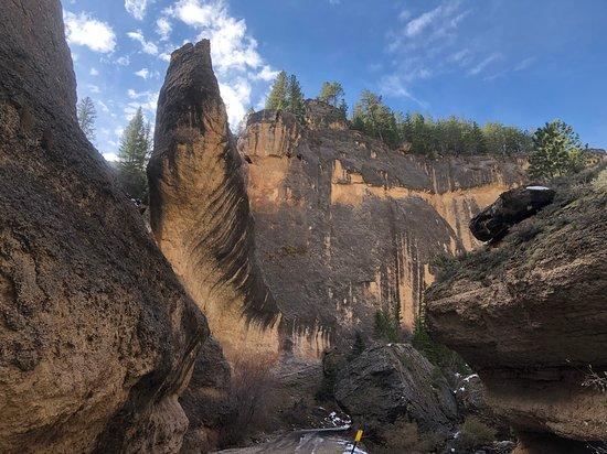 Crazy Woman Canyon Resmi