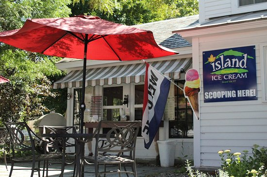 Wells, Vermont: WCS features Island Ice Cream from Gran Isle,VT