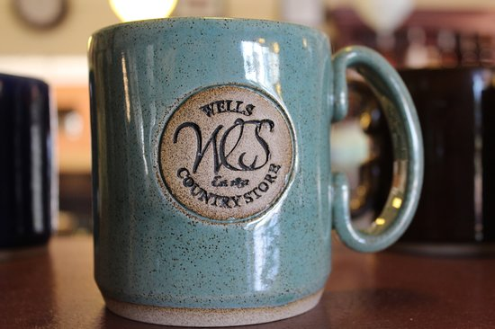 Wells, Vermont: How about a cuppa?