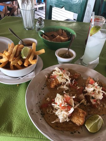 Bally Hoo Restaurant & Fish Tacos Picture