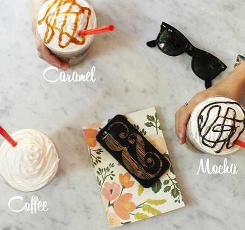 Frappe's all around!