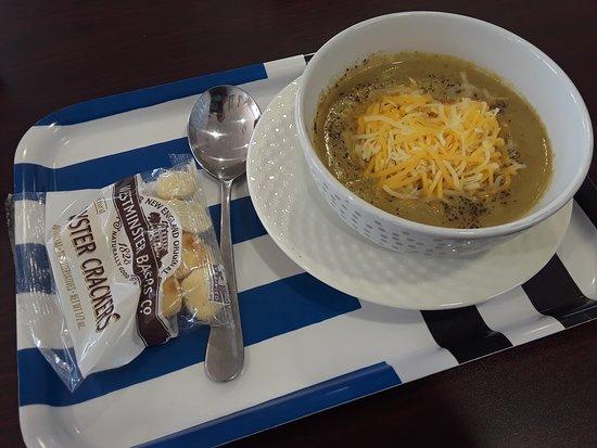 Sun City Center, FL: soups are mafe fresh everyday