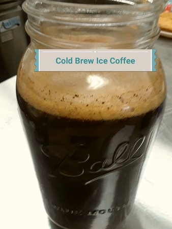 Sun City Center, FL: Cold brew Ice Coffee