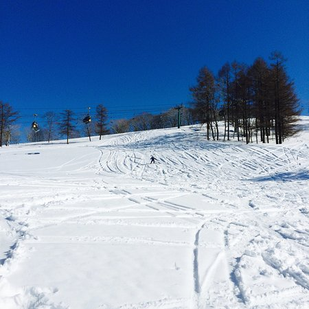 Snow Wave Park Shiratori Kogen